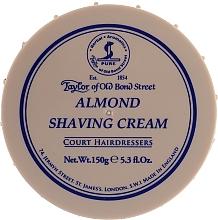 Parfémy, Parfumerie, kosmetika Krém na holení Mandle - Taylor of Old Bond Street Almond Shaving Cream Bowl