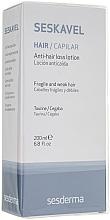 Parfémy, Parfumerie, kosmetika Mléko proti vypadávání vlasů - SesDerma Laboratories Seskavel Anti-Hair Loss Lotion