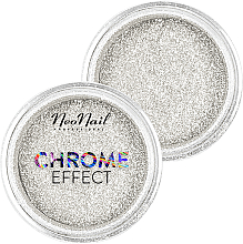 Parfémy, Parfumerie, kosmetika Pudr na nehtový design - NeoNail Professional Chrome Effect