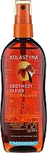 Parfémy, Parfumerie, kosmetika Olej ve spreji opalovací voděodolný s SPF 20 - Kolastyna