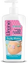 Parfémy, Parfumerie, kosmetika Gel pro intimní hygienu v těhotenství - Lirene Mama Intimate Hygiene Wash For Pregnant Woman