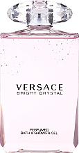 Parfémy, Parfumerie, kosmetika Versace Bright Crystal - Sprchový gel