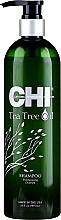 Parfémy, Parfumerie, kosmetika Šampon s olejem čajového stromu - CHI Tea Tree Oil Shampoo
