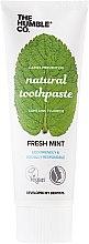 Parfémy, Parfumerie, kosmetika Přírodní zubné pasta - The Humble Co. Natural Toothpaste Fresh Mint