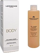 Parfémy, Parfumerie, kosmetika Gel na nohy - Verdeoasi Lightweight Legs Gel Slimming Anti-Swelling Action