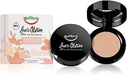 Parfémy, Parfumerie, kosmetika Kompaktní korektor - Equilibra Love's Nature Compact Concealer