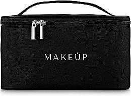Parfémy, Parfumerie, kosmetika Cestovní organizér, černý - MakeUp