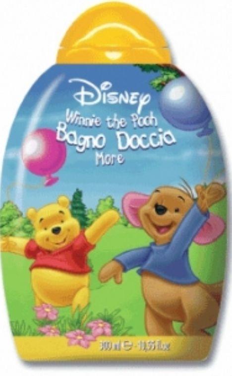 Sprchový gel - Admiranda Winnie The Pooh — foto N1