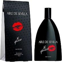 Parfémy, Parfumerie, kosmetika Instituto Espanol Aire de Sevilla Si Quiero - Toaletní voda