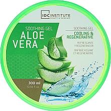 Parfémy, Parfumerie, kosmetika Sprchový gel Aloe - IDC Institute Aloe Vera 99% Soothing Gel