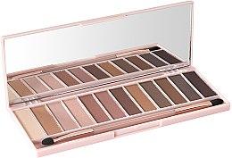 Parfémy, Parfumerie, kosmetika Paleta očních stínů, 12 odstínů - Peggy Sage Eye Shadows Palette Nude Shades