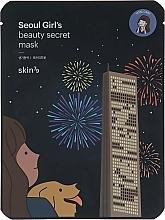 Parfémy, Parfumerie, kosmetika Revitalizační látková maska na obličej - Skin79 Seoul Girl's Beauty Secret Mask Vital Care