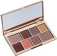 Parfémy, Parfumerie, kosmetika Paleta očních stínů, 8 odstínů - I Heart Revolution Mini Eyeshadow Palette