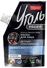 Parfémy, Parfumerie, kosmetika Maska na obličej Detox a omlazení - Fito Kosmetik Lidové recepty