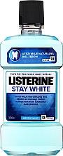 Parfémy, Parfumerie, kosmetika Ústní voda pro bílé zuby - Listerine Stay White