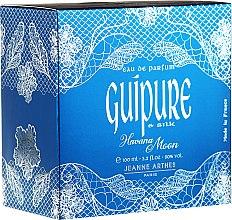 Parfémy, Parfumerie, kosmetika Jeanne Arthes Guipure & Silk Havana Moon - Parfémovaná voda