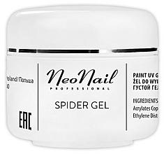 Parfémy, Parfumerie, kosmetika Spider Gel na nehty - NeoNail Professional Spider Gel