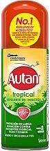 Parfémy, Parfumerie, kosmetika Sprej proti hmyzu - SC Johnson Autan Tropical Insect Spray Repellent