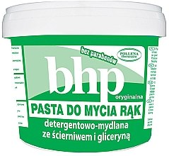 Parfémy, Parfumerie, kosmetika Mycí pasta na ruce s glycerinem - BHP Handwashing Paste