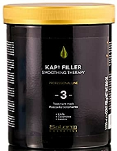 Parfémy, Parfumerie, kosmetika Maska na vlasy - Salerm Kaps Filler Smoothing Smoothing Therapy 3 Mask