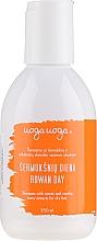 Parfémy, Parfumerie, kosmetika Přírodní šampon s bobulemi jeřabíny a šípky pro suché vlasy - Uoga Uoga Rowan Day Shampoo