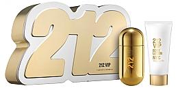 Parfémy, Parfumerie, kosmetika Carolina Herrera 212 VIP - Sada (edp/50ml + b/lot/75ml)