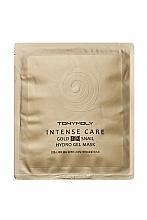 Parfémy, Parfumerie, kosmetika Hydrogelová pleťová maska se zlatem a mucinem hlemýžďů - Tony Moly Intense Care Gold 24K Snail Hydro Gel Mask