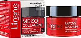 Parfémy, Parfumerie, kosmetika Noční obnovující krém na obličej - Lirene Mezo Collagene