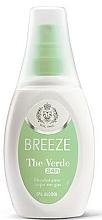 Parfémy, Parfumerie, kosmetika Breeze Deo The Verde - Tělový deodorant ve spreji