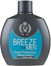 Parfémy, Parfumerie, kosmetika Breeze Squeeze Deodorant Fresh Protection - Tělový deodorant