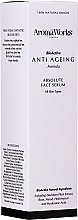 Parfémy, Parfumerie, kosmetika Absolutní pleťové sérum - AromaWorks Absolute Face Serum