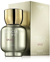 Parfémy, Parfumerie, kosmetika Loewe Esencia Loewe Sport - Toaletní voda