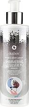 Parfémy, Parfumerie, kosmetika Lotion na ruce a tělo - Kabos Shimmering Silver Hand & Body Lotion