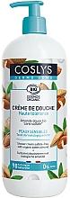 Parfémy, Parfumerie, kosmetika Sprchový krém s madlovým mlékem - Coslys Dermosens Almond Milk Shower Cream