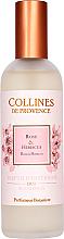 Parfémy, Parfumerie, kosmetika Vůně do bytu Růže a Ibišek - Collines de Provence Rose & Hibiscus