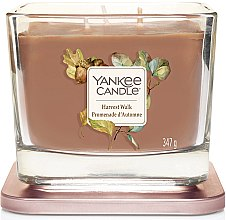 Parfémy, Parfumerie, kosmetika Aromatická svíčka - Yankee Candle Elevation Harvest Walk