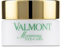 Parfémy, Parfumerie, kosmetika Hydratační gel pro pokožku kolem očí - Valmont Moisturizing Eye-C Gel