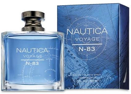 Nautica Voyage N-83 Nautica - Toaletní voda — foto N2