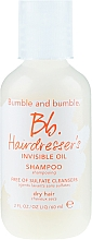 Parfémy, Parfumerie, kosmetika Šampon bez obsahu síranů s komplexem olejů - Bumble And Bumble Hairdresser's Invisible Oil Sulfate Free Shampoo Travel Size