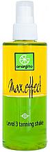 Parfémy, Parfumerie, kosmetika Dvoufázový sprej na opalování v soláriu - Oranjito Level 3 Tanning Shake