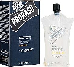 Parfémy, Parfumerie, kosmetika Krém na holení - Proraso Shaving Cream Azur Lime