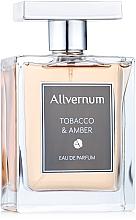 Parfémy, Parfumerie, kosmetika Allvernum Tobacco & Amber - Parfémovaná voda