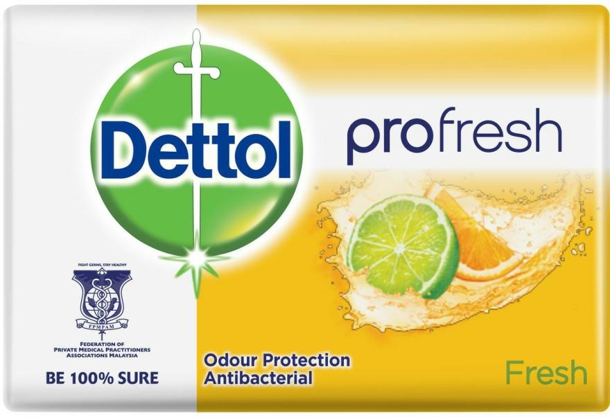 """Antibakteriální mýdlo """"Svěžest"""" - Dettol Fresh Antibacterial Soap"""