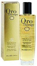 Parfémy, Parfumerie, kosmetika Fluid s obsahem zlata - Fanola Oro Therapy Fluido Oro Puro