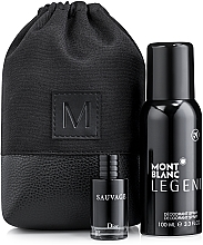 "Parfémy, Parfumerie, kosmetika Univerzální pouzdro ""MakeTravel"" - MakeUp"