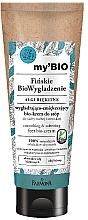 Parfémy, Parfumerie, kosmetika Bio krém na nohy - Farmona My'Bio Finnish Nourish Feet Bio-Cream Blue Algae