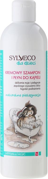Šampon-pěna pro děti - Sylveco — foto N1