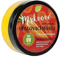 Parfémy, Parfumerie, kosmetika Opalovací krém - Vivaco Bio Carrot Suntan Butter