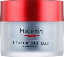 Parfémy, Parfumerie, kosmetika Noční krém na obličej - Eucerin Hyaluron-Filler+Volume-Lift Night Cream