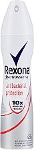 Parfémy, Parfumerie, kosmetika Deodorant-antiperspirant ve spreji - Rexona Antibacterial Protection Deodorant Spray